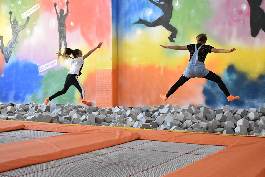 Canary Jump Tenerife - tu parque de trampolines