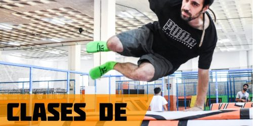 CLASES PARKOUR Canary Jump
